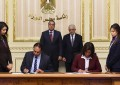 PM witnesses inking cooperation protocol between Education Ministry, Nile education unit
