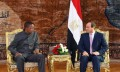 Sisi asserts Egypt's keenness on cooperation with Zambia in all fields
