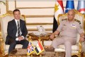 Egypt, UK probe fostering military cooperation