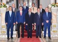 Sisi praises geographical location of Eastern Mediterranean region