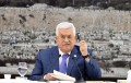Palestinian president declares an end to working on agreements with Israel