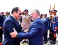 Jordanian King leaves Cairo after brief visit